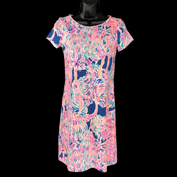 fe807ec3d99091 Lilly Pulitzer Dresses & Skirts - Lilly Pulitzer Marlowe Dress Pelican Pink  Head In
